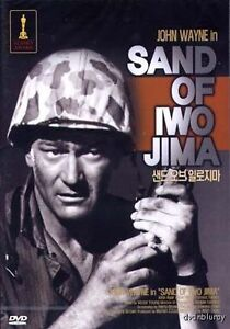 Sands of Iwo Jima (1949) New Sealed DVD John Wayne