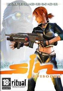 SIN Episodes: Emergence DVD - PC