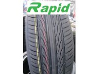 BRAND NEW 17'' TYRES - FROM £36.99 INCLUDING FITTING & BALANCING - GAINSBOROUGH - 225/45/17 - 215