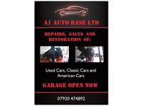 A1 Auto Base Car Service and Repair Garage in Dumfries