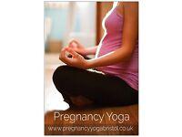Pregnancy Yoga Classes in Bristol