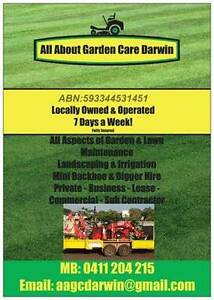All About Garden Care Darwin Nakara Darwin City Preview