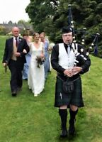Piper,  Bagpiper for hire, Weddings, Funerals, Burns Nights.