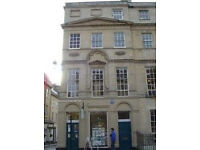 Bath-Northumberland Buildings (BA1) Office Space to Let