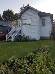 Bungalow near waterfront with huge partial fenced back yard