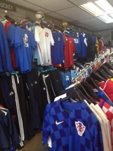 Expand Your Business with Exclusive TOP SPORTS BRANDS