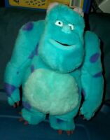 Disney Plush Monsters Inc. Movie Sulley or Boo Dolls