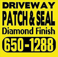DRIVEWAY SEALING CRACK PATCH & HOT ASPHALT BEST JOB BEST PRICE