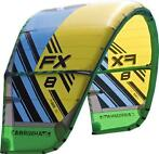 *TIP* Cabrinha FX 2017 Kite Only - Green/Yellow *TIP*