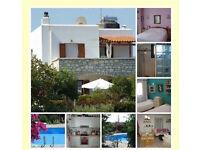 Villa on Crete