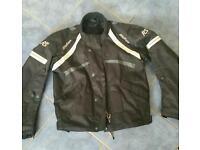 Motor bike jacket size 42