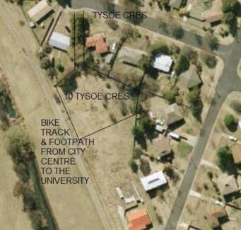 Vacant Land, DA approved for 4 units Armidale NSW near Town/Uni