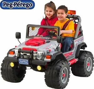 Ride on Jeep for kids 2 seater