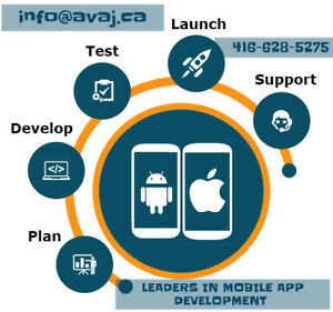 We Develop MOBILE Apps Which are Trending.