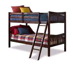Wanted: Wood Bunk bed.