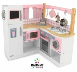 BNIB Kidkraft Grand Gourmet Corner Kitchen
