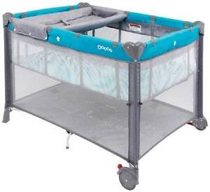 4 Baby portable cot and change table Currimundi Caloundra Area Preview