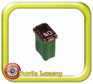 40 Amp Green MJC Fusible Fuse Link FOR 2015 Ford Everest