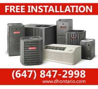 RENT TO OWN FURNACE AND / OR AIR CONDITIONER