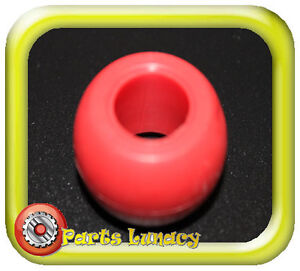 Gear Lever Bushing for FORD FALCON XF SINGLE RAIL BORG WARNER gearbox RED