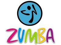 **ZUMBA DANCE FITNESS CLASSES EVERY WEDNESDAY IN BRISTOL BS3**