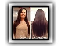 Hair Extension specialist Bournemouth, Experienced and Fully insured, Mobile appointments.