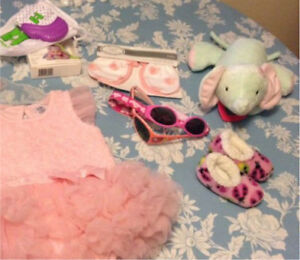 Bundle of items for a 3-6 Month Girl