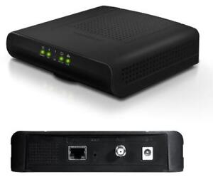 Thomson cable modem for Teksavvy, Start, Vmedia, etc
