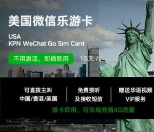 Weekly Promotion !  USA WIFI/CALLING SIM CARD @4G/LTE, starting from $17