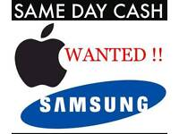 WANTED / IPHONE 8 & 8 PLUS IPHONE 7 6S PLUS SAMSUNG S8 S7 S8 PLUS A3 A5 J7 IPAD PRO AIR MINI
