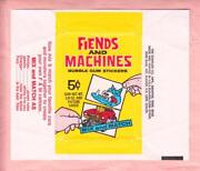 Fiends Machines
