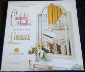 Liberace Boxed Set LP's