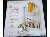 Liberace Boxed Set LP's