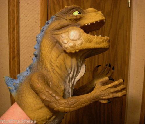 Dinosaur Hand Puppet Ebay