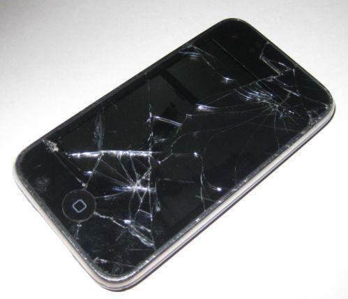 Iphone  Cracked Screen Ebay