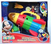 Mickey Mouse Rocket