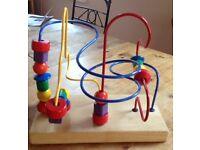 Children's Bead Activity Toy