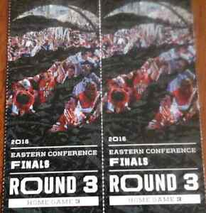 2 RAPTORS GAME 6 TICKETS  - GAME IS SOLD OUT - LOWER BOWL
