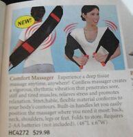 NEW cordless massager