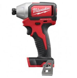 Milwaukee Brushless Impact Driver for Rent