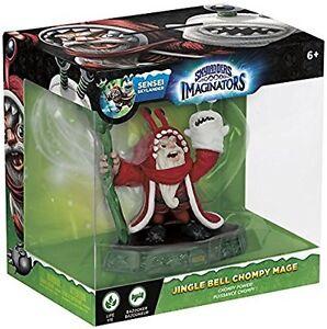 Skylanders Imaginators Jingle Bell Chompy Mage Holiday Exclusive