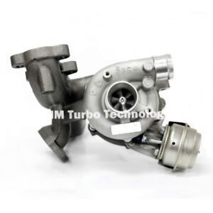 Volkswagen Beetle Golf Jetta TDI 1.9L Diesel Turbocharger with E