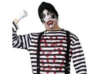 Maniacal Mime costume