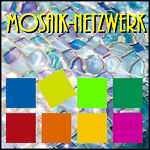 Mosaik-Netzwerk | über 1000 Mosaike