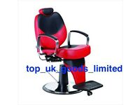New Red & Black reclining salon barber chairs for hair cutting BX-1045B,more than 100 available