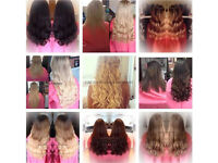 Special offer £170 professional micro ring hair extensions, salon&mobile, insured. Russian/virgin