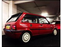 1992 Rover Metro 1.1 GTI Rep. genuine 48k. Drive away