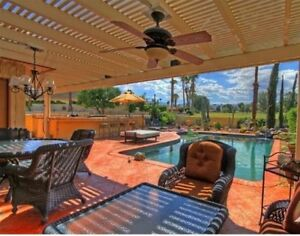 Palm Desert Private Pool, Golf View, Enjoy the Holidays in Sun