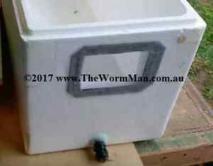 Worm Farm With Worms Included And Worm Farm Conditioner Forest Lake Brisbane South West Preview