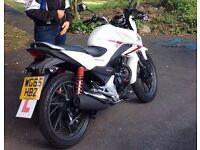 Honda 125cc - Showroom condition
